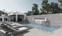 Piscina lounge referencial