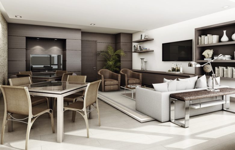 Family room referencial